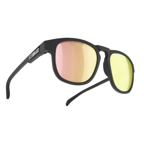 블리츠고글 액티브 에이스 매트 블랙 로즈골드 스포츠선글라스 자전거 라이딩 낚시 골프 안경