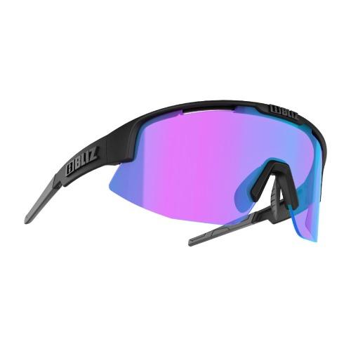 블리츠고글 액티브 매트릭스 매트블랙 노르딕 라이트 바이올렛 스포츠선글라스 자전거 라이딩 낚시 골프 안경
